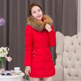 $enCountryForm.capitalKeyWord Australia - 2019 Casual Cotton Padded Clothes Hooded Hat Jacket Female Medium Length Parka Plus Size 4Xl Slim Winter Coat Women Tops QH304