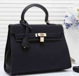Bags Bows crossBody online shopping - Fashion Luxury Designer Women Bags Luxury Designer Handbags Purses Lady H K Totes Cowhide Genuine Leather Shoulder Crossbody Brand Bag
