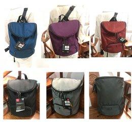 Picnic Backpacks Australia - U&A Backpack Picnic Travel Lightweight Backpacks Unisex Shoulder Bags 18L DEL DIA Daypack Hiking Sackpack 28*18*34cm 6 Colors A52001