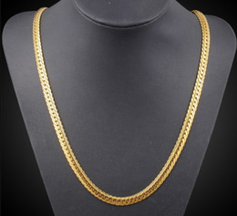 $enCountryForm.capitalKeyWord Australia - New Fashion Hip Hop Necklace Jewelry New Iced Out Gold Chains For Men Gold Silver Miami Cuban Link Chains 6mm