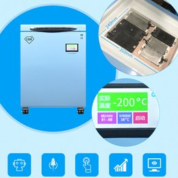 $enCountryForm.capitalKeyWord Australia - -200C TBK-588A LCD Freezing Machine For Iphone for samsung edge S10 S10+ Frozen Separator LCD Touch Screen Separating Machine