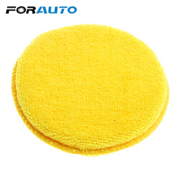 $enCountryForm.capitalKeyWord Australia - FORAUTO Car Auto Wash Car Cleaning Microfiber Detailing Foam Sponge Pad Applicator Waxing Polish Car-styling