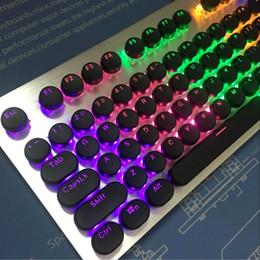 Tastenkappe ABS zweifarbig 104key Standard Nur eine Tastenkappe, keine Tastatur im Angebot