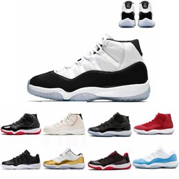 a2d8e5f38c18ef High Quality 11 Space Jam Bred 45 Concord Basketball Shoes Men Women 11s  Gym Red Midnight Navy Gamma Blue 72-10 Sneakers With Box