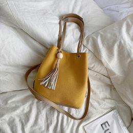 $enCountryForm.capitalKeyWord Australia - Simple Canvas Bucket Bag Women's Canvas Small Shoulder Bag Messenger Women's Bags Shoulder Cute Handbags Bucket #20