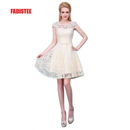 $enCountryForm.capitalKeyWord Australia - New arrival prom party prom dress lace dress Vestido de Festa simple short dresses