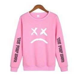 $enCountryForm.capitalKeyWord NZ - Lil Peep Hoodies Funny Comfortable sweatshirts Fashion Harajuku New European Style no cap men and women lil peep Hoodie S-XXL