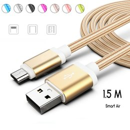 $enCountryForm.capitalKeyWord Australia - USB Charger Cable 1.5M Usb Data Cable Fast Charging Type C For iPhone Huawei Samsung Phone Cable 025