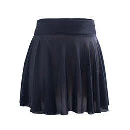 $enCountryForm.capitalKeyWord Australia - New Adult Mesh Ballet Dance Tutu Dress Girls Ballroom Dance Wrap Skirt Women 3 Color Ballet Dress Balerinas XC-9030