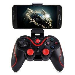 tablet pc controllers UK - Gen Game X3 Game Controller Smart Wireless Joystick Bluetooth Android Gamepad Gaming Remote Control T3 S8 Phone PC Phone Tablet