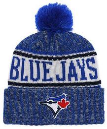 93efab24f9bed Blue Jays Hats Australia - HOT Brand Fashion Adult Men Women BLUE JAYS  Winter Hats Soft