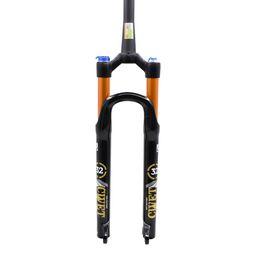 """China 1.55KG 2019DFS air fork CIVET-RLC 26er- 29er suspension mountain fork bicycle MTB fork smart lock out damping adjust 100mm travel 1-1 8"""" suppliers"""