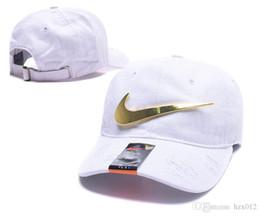 $enCountryForm.capitalKeyWord Australia - 2018 New Men Womens Letters Solid Color Patch Baseball Cap Hip Hop Caps Leather Sun Hat Snapback Hats
