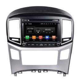 "$enCountryForm.capitalKeyWord Australia - 1024*600 IPS Octa Core 2 din 8"" Android 8.0 Car dvd Player for Hyundai H1 2016 2017 2018 RDS Radio GPS Bluetooth WIFI USB 4GB RAM 32GB ROM"