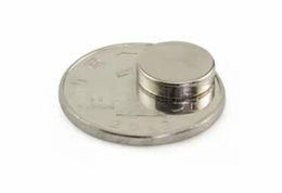 Neodymium Magnet Disc N35 Australia - 200 Pcs Dia. 12x3 Mm Jewery Magnet Ndfeb Disc Magnet Neodymium Permanent Magnets Grade N35 Nicuni Plated Axially Magnetized