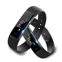 Smart Watch Iphone Android Australia - New Arrival Health Fitness Activity Tracker Smart Sports Wrist Watch Band For Android iPhone Smart Bracelets