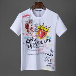 Großhandel Fashion Designer Kurzarm T-shirts Für Männer Tops Tiger Kopf Brief Stickerei T-shirt Herrenbekleidung Marke Kurzarm T-shirt Frauen Tops