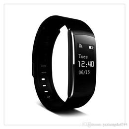 $enCountryForm.capitalKeyWord Australia - Iwown i6 pro Bluetooth 4.0 IP 57 Smart Bracelet 24-hour Real-time Heart Rate Monitor Fitness Tracker Wristband for Andriod IOS Black Green