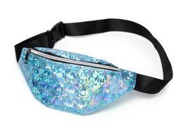 $enCountryForm.capitalKeyWord Australia - 2019 new hot women's bag crocodile skin PU bag solid color shoulder messenger waist bag handbag 06