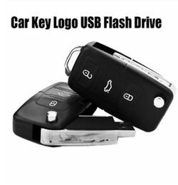 $enCountryForm.capitalKeyWord Australia - Promotion Car Key Logo Pendrive 128GB USB Flash Drive 64GB 32GB 16GB 8GB Pen Drive Personalizado Memory Stick