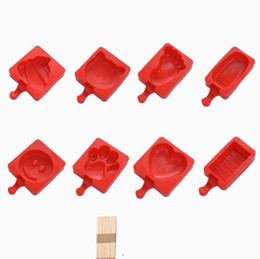 $enCountryForm.capitalKeyWord Australia - 2019 New hot sale Silicone Mould For Handmade Homemade Ice Cream Ice-Lolly Making Tool Kitchen DIY Accessories
