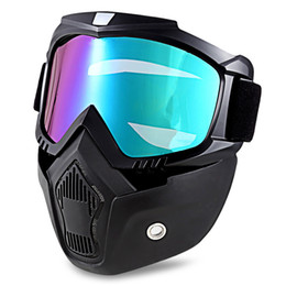 $enCountryForm.capitalKeyWord UK - Motorcycle Helmet Cycling Cross-country Equipment Outdoors Halley Goggles   High Archives Lens Mask tactical Resin Lenses
