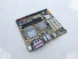 Motherboard used online shopping - Original IPM31 ATM industrial motherboard used in good condition