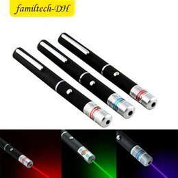 red laser pointer 5mw NZ - 15CM Great Powerful Green Blue Purple Red Laser Pointer Pen Stylus Beam Light Lights 5mW Professional High Power Laser 532nm 650n