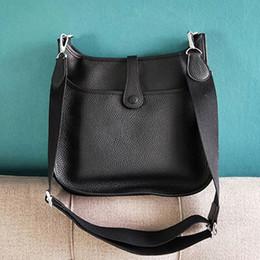 Genuine Leather Bag Design Australia - Free shipping Hot sale women's fashion shoulder bag top design messenger bag genuine cowhide leather crossbody bag purse tote
