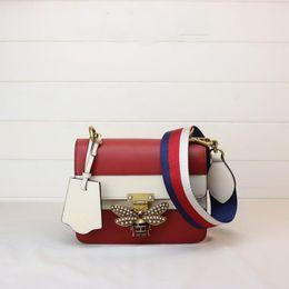 Discount thread crochet pattern - 2018 brand fashion luxury designer bags Designer handbags 2019 famous designer women handbags shoulder bags Grid pattern