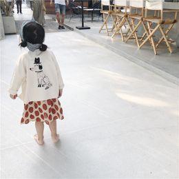 $enCountryForm.capitalKeyWord Australia - Spring New 2019 Boys And Girls Printed Puppy Long Sleeve Jacket Children Cartoon Leisure Thin Coat Kids Clothing