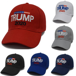 Sombrero del diseñador de la gorra de béisbol de Trump 2020 Donald Mesh Snapbacks Sombrero de la bola del baloncesto Sombrero del partido Sombrero HH9-2159 en venta