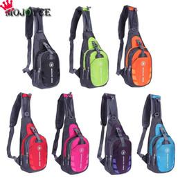 Single Shoulder Strap Packs Australia - Oxford Men Chest Pack Single Shoulder Strap Back Bag Crossbody Bags for Women Sling Shoulder Bag Back Pack Travel
