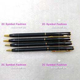 Vente en gros 2018 Designer C stylo lettres de luxe mode fashion Pen VIP cadeau fête collection de souvenirs papeterie pour les toxicomanes