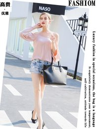 $enCountryForm.capitalKeyWord Australia - Designer handbag 2019 classic hit style high quality fashion tote bag leather premium leather top luxury handbag hand bag single-shoulder sh