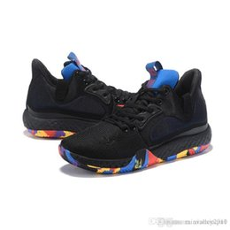 a881eea72acc New KD trey 6 Mens basketball shoes for sale MVP BHM colorful black gold  Kevin Durant Vi kids boots sneakers with original box