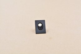 Printer Connector Australia - V-slot Black Angle Corner Connector 90 degree Angle Bracket for openbuilds CNC mill 3D printer DIY parts