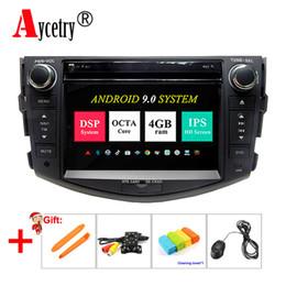 $enCountryForm.capitalKeyWord Australia - IPS DSP 8 Core 4 RAM 2 Din Android 9 car multimedia dvd player GPS for Toyota RAV4 Rav 2007 2008 2009 2010 2011 radio obd2