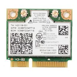 $enCountryForm.capitalKeyWord Australia - 7260hmw 802.11 Dual Band Wireless- 7260 7260HMW 802.11ac Mini PCI-E Wifi + Bluetooth 4.0 Wlan Card 867M For Lenovo IBM Thinkpad FRU:04X6090