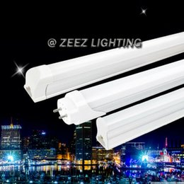 T5 / T8 / T10 / T12 Tubo de luz LED blanco Reemplazo de bombilla de lámpara fluorescente 2FT / 3FT / 4FT on Sale