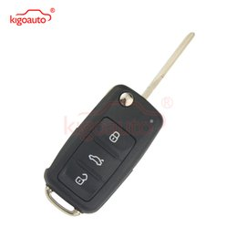 $enCountryForm.capitalKeyWord Australia - for Passat Polo Golf Jetta Beetle Tiguan 2012 5K0837202AD flip Remote key shell 3 button HU66 5K0 837 202 AD kigoauto car