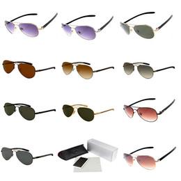 7a877d58a2fc 2019 Nuevo Diseñador de la Marca Gafas de sol Óvalo Hombres Gafas de tenis  Gafas graduadas baratas Gafas de sol de metal Espejo de rana 8307