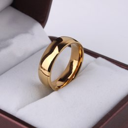 $enCountryForm.capitalKeyWord Australia - Eengrave Custom Name Signet Ring Logo Light version gold color wedding rings for women Glossy 316l Stainless Steel ring men