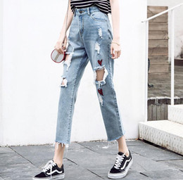 604becc5e7ae7 Hot Selling Women Slim Jeans Casual Street Wear Sexy Women Denim Skinny  Pants High Waist Stretch Pencil Trousers