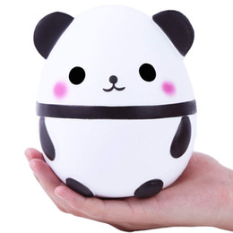 $enCountryForm.capitalKeyWord NZ - New Jumbo Kawaii Panda Squishy Slow Rising Creative Animal Doll Soft Squeeze Toy Bread Scent Stress Relief Fun for Kid Xmas Gift