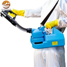 Hotel council chamber sprayer Disinfection electrostatic spray on Sale