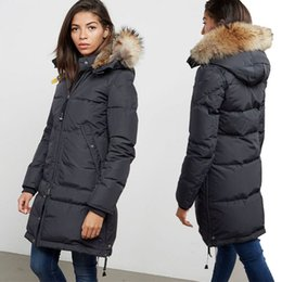 $enCountryForm.capitalKeyWord Australia - TOP Top Raccoon Fur Women Light Long Bear Women's Down & Parkas Winter Jacket Down Parkas Coat Puffer Jacket Thicker Warm Waterproof gifts