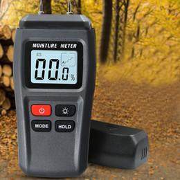 $enCountryForm.capitalKeyWord Australia - MT10 Two Pins Digital Wood Moisture Meter 0-99.9% Wood Humidity Tester Timber Damp Detector with Large LCD Display