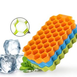 $enCountryForm.capitalKeyWord Australia - 37 Grids Honeycomb Ice Cube Tray 3 Colors Ice Block Maker Bar Restaurant Kitchen Supplies Silicone Ice Tray Maker 10 Pieces DHL