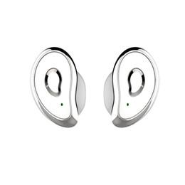 Impermeabile Auricolare Bluetooth Mini Smart2019 Aures Unitas nuovo modello 5.0 Tws Fondo Movimento in Offerta